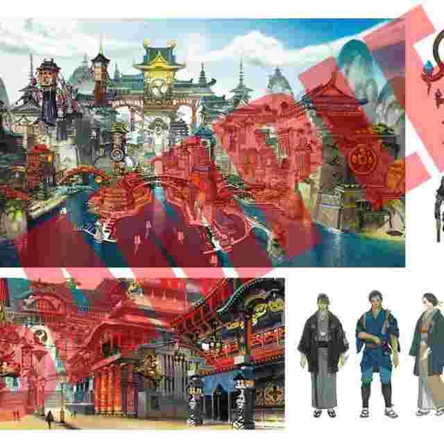 Screenshot for the game FINAL FANTASY XIV STORMBLOOD Art of the Revolution - Western Memories