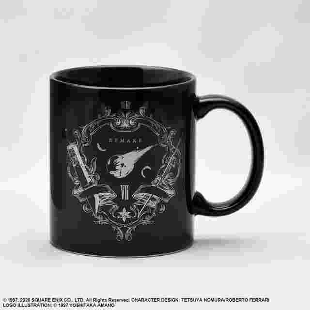 Screenshot for the game FINAL FANTASY VII REMAKE MUG - EMBLEM