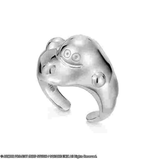 Screenshot for the game DRAGON QUEST SILVER RING METAL SLIME -SIZE 5.75- [JEWELRY]