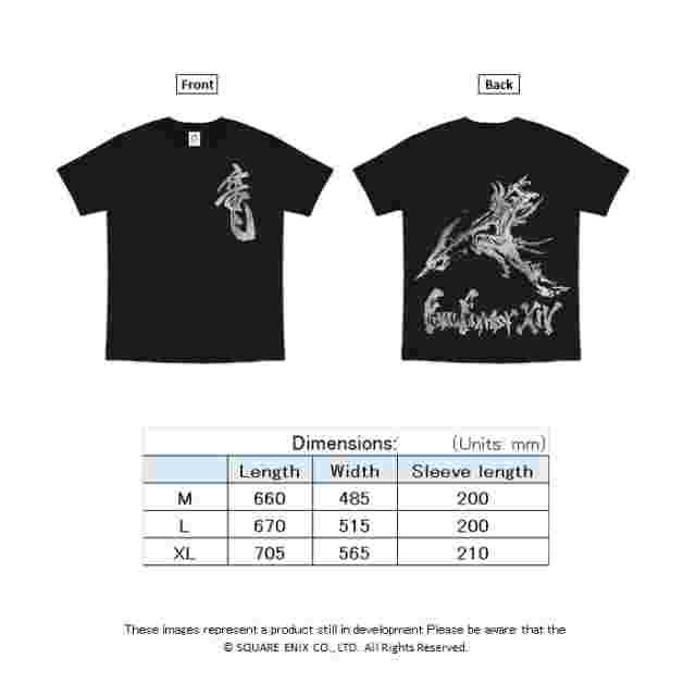 Screenshot for the game FINAL FANTASY XIV: Heavensward Dragoon T-Shirt (XL)