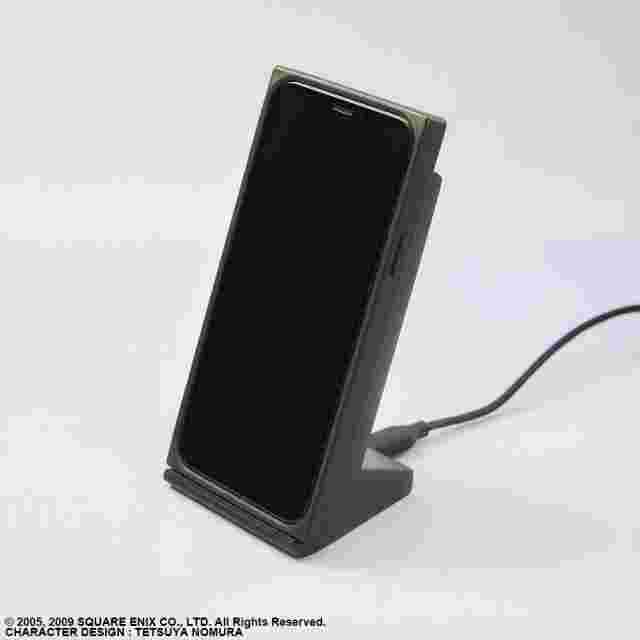 Screenshot for the game FINAL FANTASY VII ADVENT CHILDREN Wireless Charging Stand