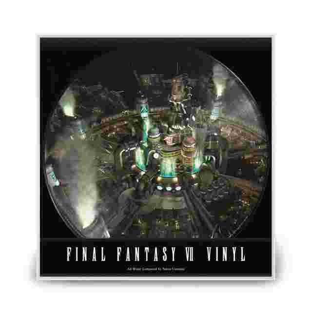 Screenshot des Spiels FINAL FANTASY VII VINYL