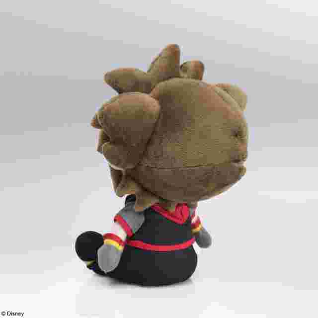 Capture d'écran du jeu KINGDOM HEARTS SERIES PLUSH - KH III SORA