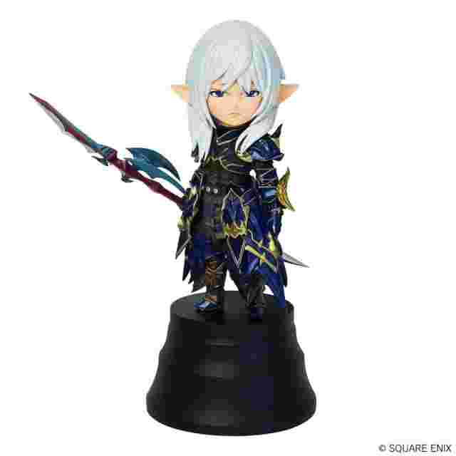 Capture d'écran du jeu FINAL FANTASY XIV MINION FIGURINE - ESTINIEN