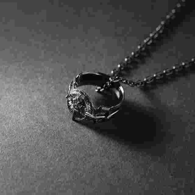 Screenshot for the game FINAL FANTASY® XV SILVER PENDANT RING OF THE LUCII [Jewelry]