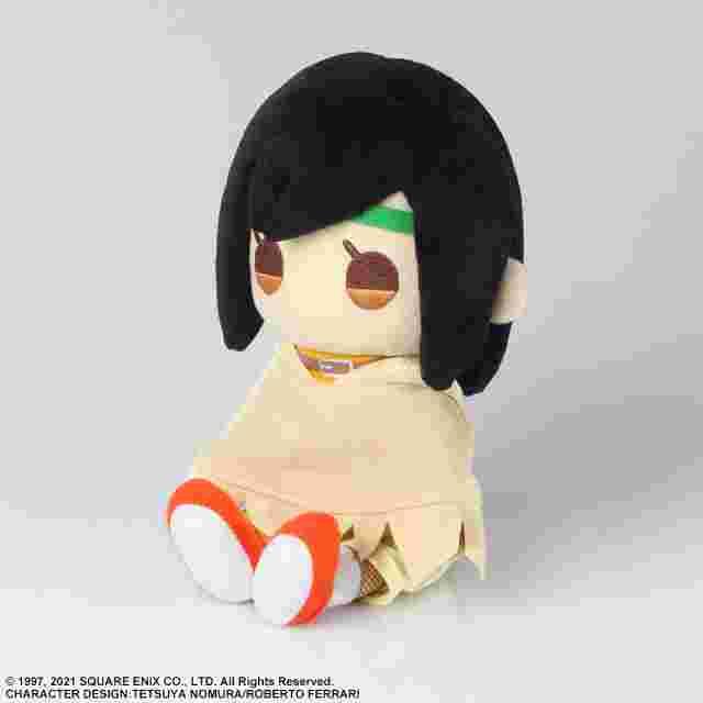 Screenshot for the game FINAL FANTASY VII REMAKE INTERGRADE™Plush - YUFFIE KISARAGI Limited ver.