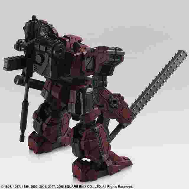 Screenshot for the game FRONT MISSION STRUCTURE ARTS 1/72 Scale Plastic Model Kit Series Vol. 2 FROST HELL'S WALL VARIANT (6 Unit Set)
