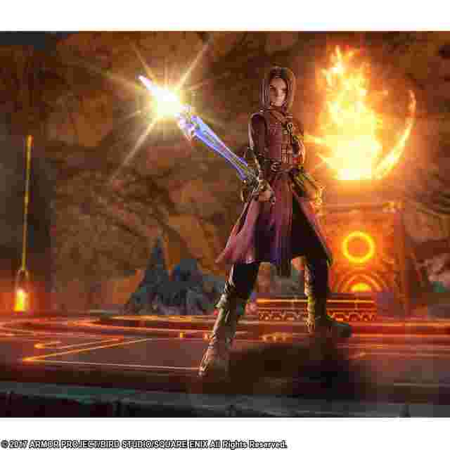 Screenshot for the game DRAGON QUEST XI BRING ARTS The Luminary- Limited Metal Slime Ver.