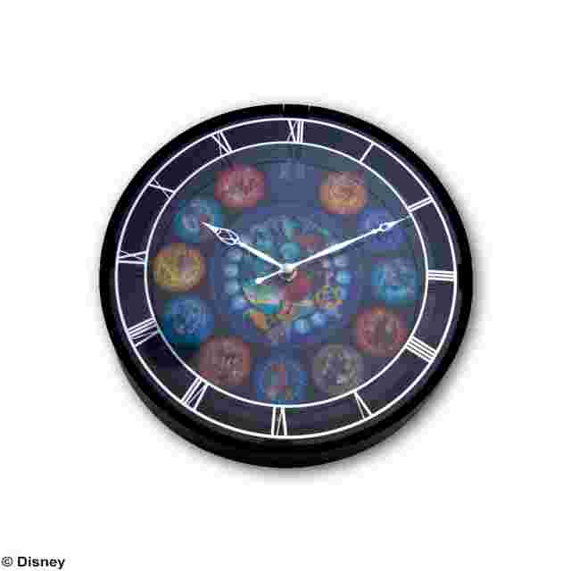 Screenshot for the game KINGDOM HEARTS LIGHTING CLOCK