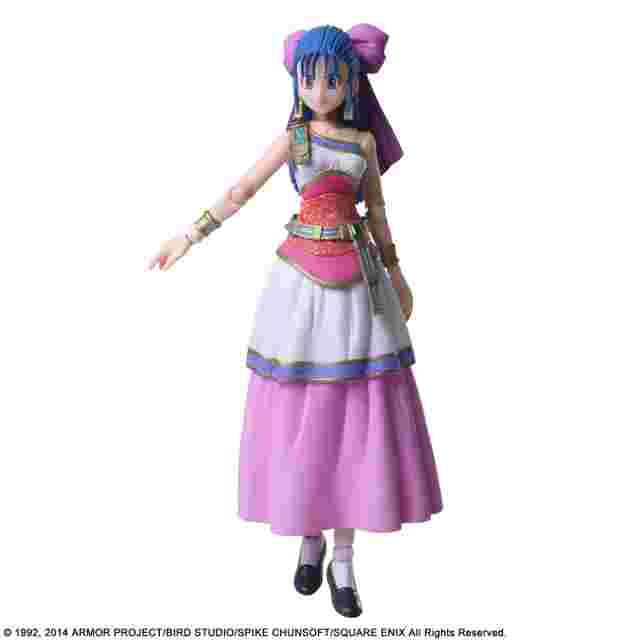 Screenshot for the game DRAGON QUEST®V: Hand of the Heavenly Bride™ BRING ARTS™ Nera SQUARE ENIX Limited Ver. [ACTION FIGURE]