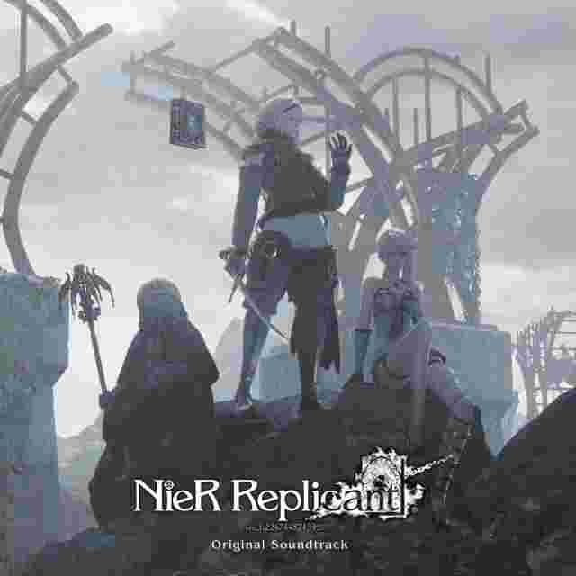 Screenshot for the game NieR Replicant ver.1.22474487139... Original Soundtrack [CD]