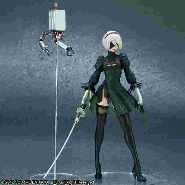 Screenshot des Spiels NIER:AUTOMATA® 2B (YORHA NO. 2 TYPE B) [DELUXE VERSION] - REISSUE BY FLARE