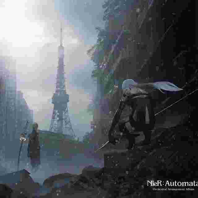 Screenshot for the game NIER: AUTOMATA ORCHESTRAL ARRANGEMENT ALBUM [CD]