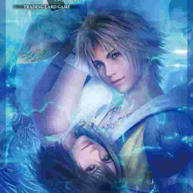 Screenshot des Spiels FINAL FANTASY TRADING CARD GAME PREMIUM SLEEVES - FINAL FANTASY X HD REMASTER - TIDUS & YUNA