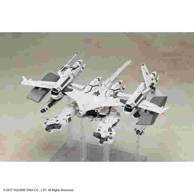 Screenshot for the game NieR:Automata® Plastic Model Kit - FLIGHT UNIT Ho229 Type-B & 2B (YoRHa No. 2 Type B)