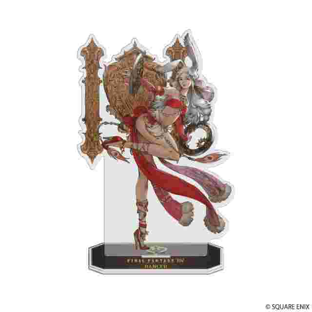 Screenshot for the game FINAL FANTASY XIV Acrylic Job Stand - Dancer