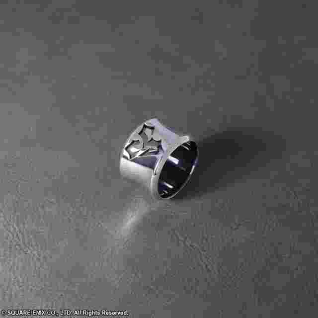 Screenshot for the game FINAL FANTASY® X SILVER RING -SIZE 10.5- [JEWELRY]
