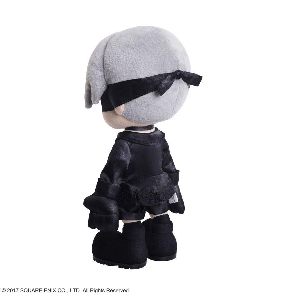 Nier Automata Mini plush 9S Stuffed Toy Yorgha Figure Japanese Game Collectible