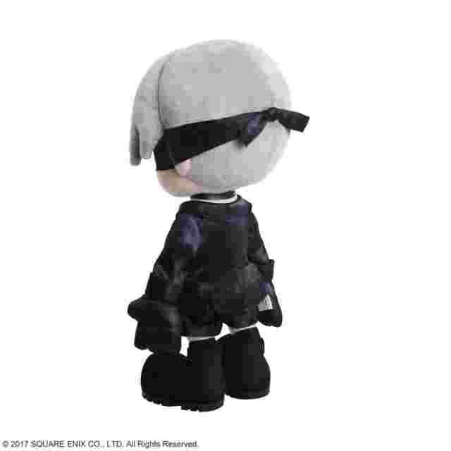 Screenshot for the game NIER:AUTOMATA ACTION DOLL YoRHa No. 9 Type S [PLUSH]