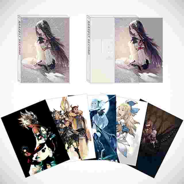 Captura de pantalla del juego BRAVELY SECOND END LAYER Original Soundtrack - Limited Edition