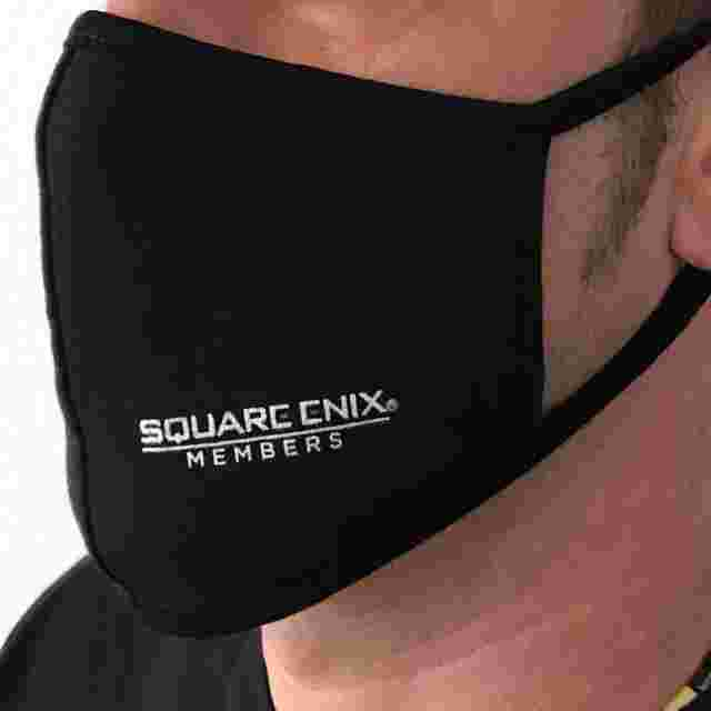 Screenshot for the game SQUARE ENIX MEMBERS COSMETIC FACE MASK [REWARD]