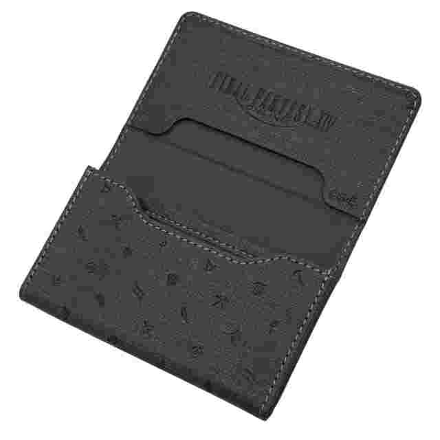 cattura di schermo del gioco Final Fantasy XIV Business Card Case (Grey)