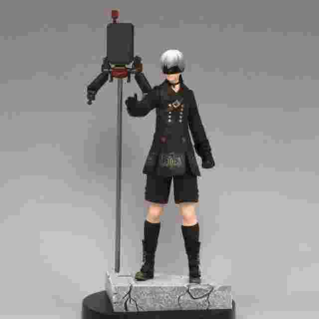 Screenshot for the game Figurine NIER: AUTOMATA CHARACTER [YORHA NO.9 TYPE S]