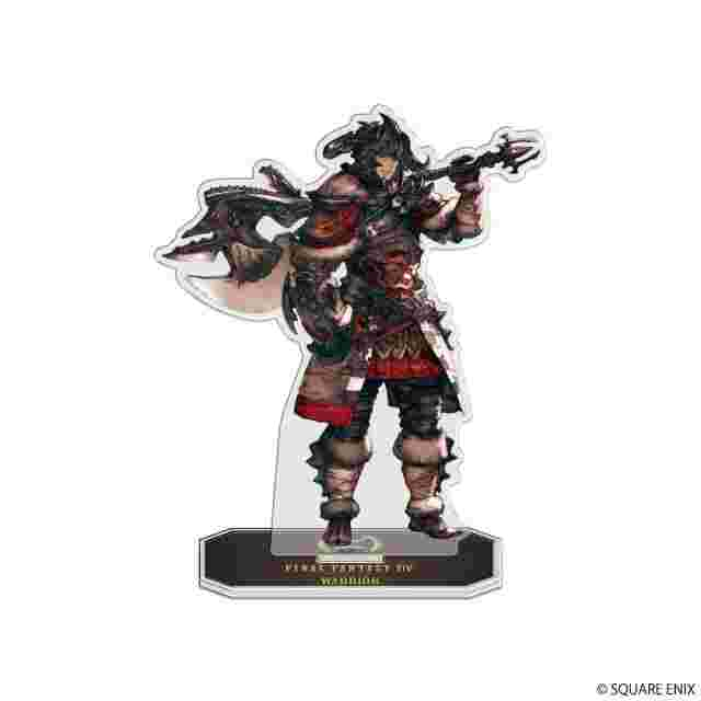 Screenshot for the game FINAL FANTASY XIV ACRYLIC STAND - WARRIOR