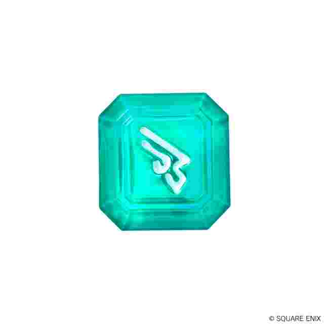 Screenshot for the game FINAL FANTASY XIV Acrylic Job Magnet - Machinist