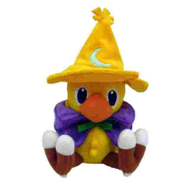 Screenshot des Spiels FINAL FANTASY PLUSH CHOCOBO BLACK MAGE