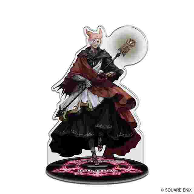 Capture d'écran du jeu FINAL FANTASY XIV ACRYLIC STAND CRYSTAL EXARCH