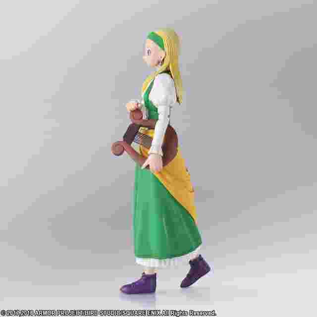 Capture d'écran du jeu DRAGON QUEST XI: Echoes of an Elusive Age BRING ARTS Veronica & Serena