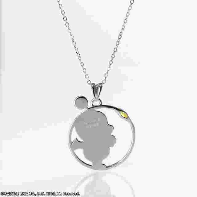 Screenshot des Spiels FINAL FANTASY SILVER NECKLACE - Moogle