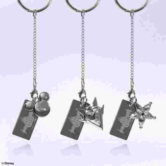 Screenshot for the game KINGDOM HEARTS KEYBLADE CHARM COLLECTION [BLIND BOX DISPLAY]