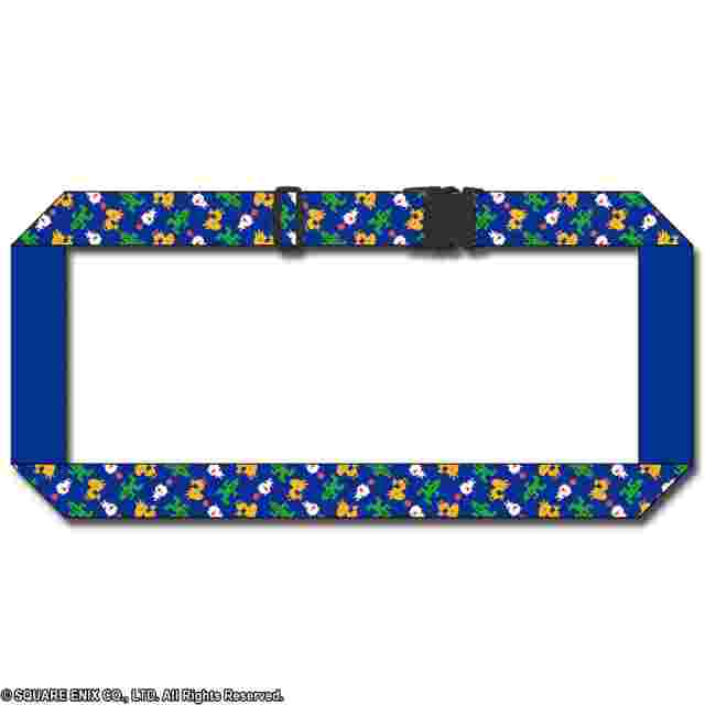 Screenshot for the game FINAL FANTASY® MASCOT CHARACTER LUGGAGE STRAP