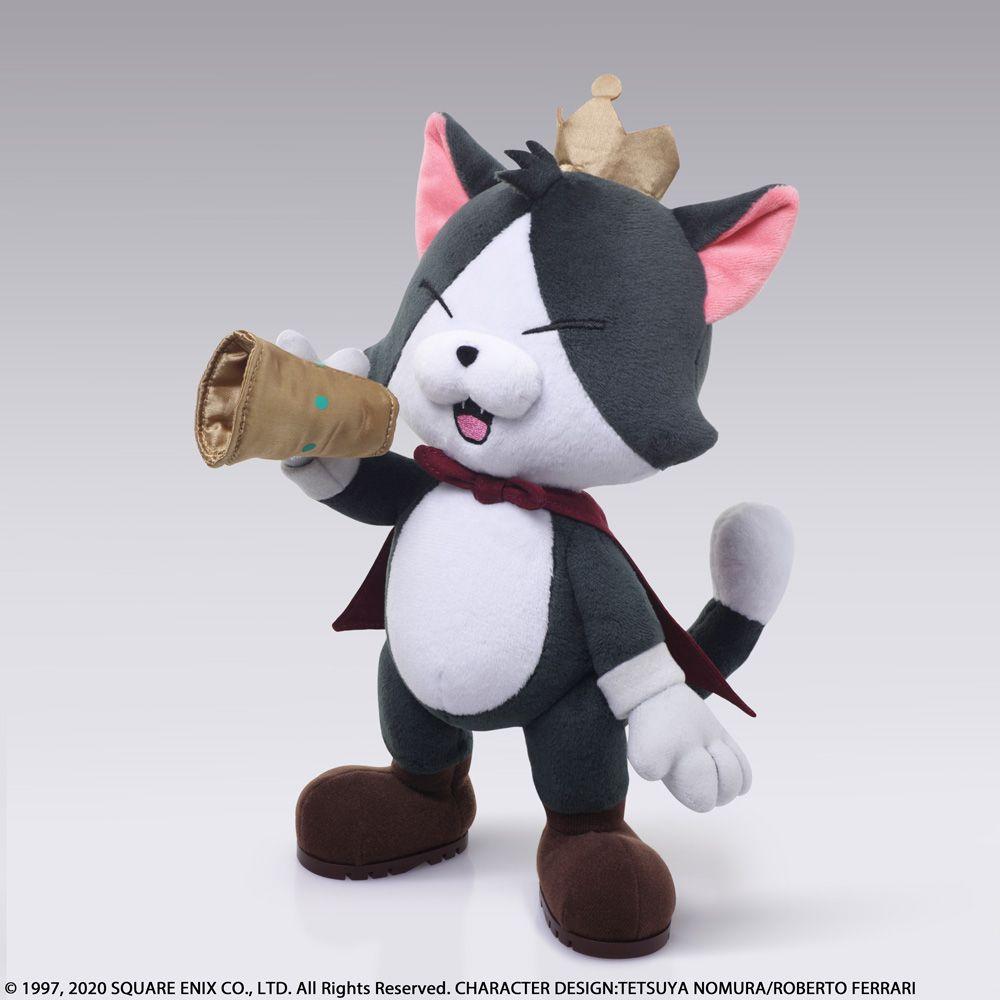 Cait Sith Plush Doll Square Enix Japan Game Final Fantasy XIV