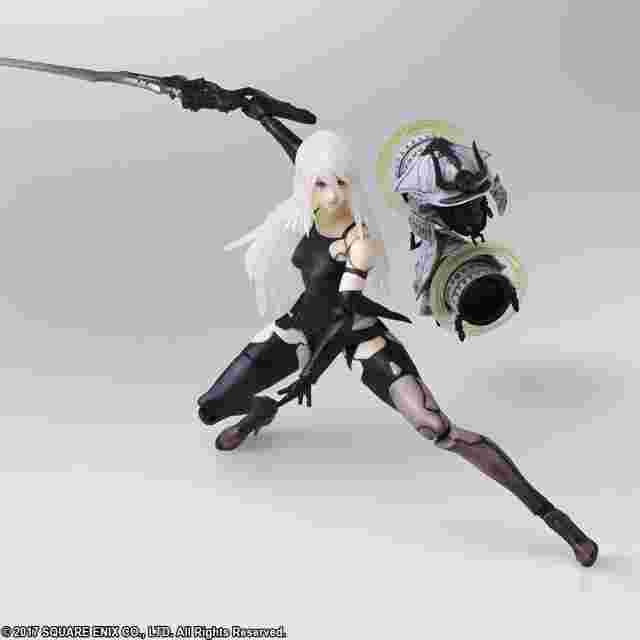 Screenshot for the game NieR: Automata™ BRING ARTS A2 (YoRHa Type A No. 2) [ACTION FIGURE]
