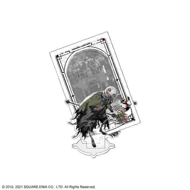 Screenshot for the game NieR Replicant ver.1.22474487139... Acrylic Stand - No. 7