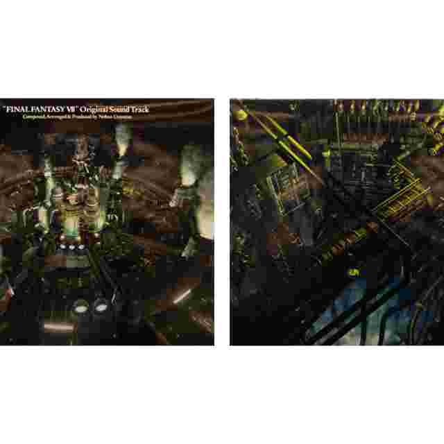 Screenshot for the game FINAL FANTASY VII ORIGINAL SOUNDTRACK [CD]