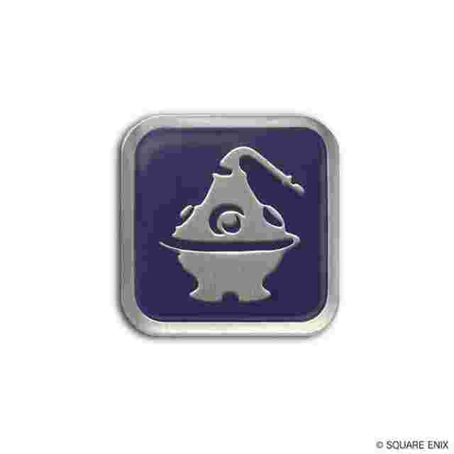 Capture d'écran du jeu FINAL FANTASY XIV CLASS ICON ALCHEMIST
