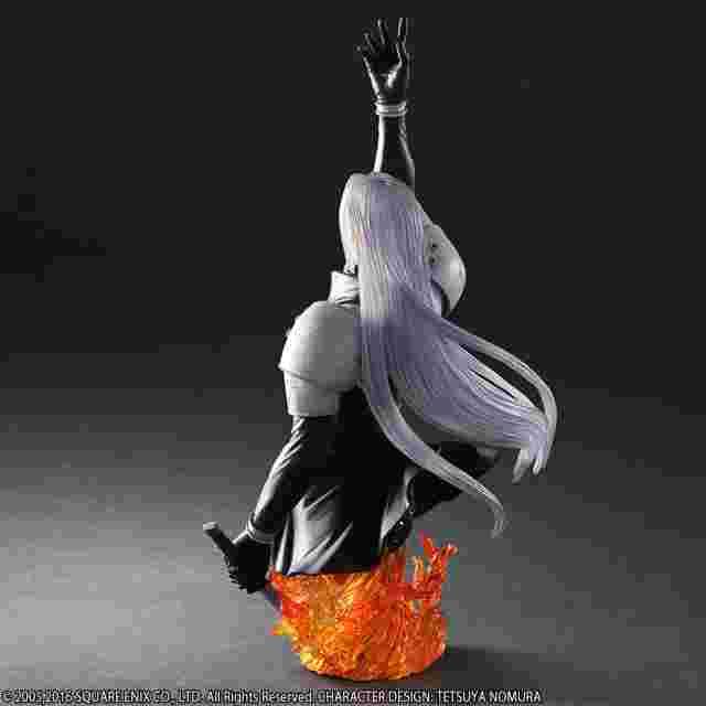 Screenshot for the game STATIC ARTS BUST FINAL FANTASY® VII SEPHIROTH [FIGURINE]