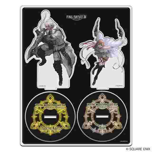 Screenshot for the game FINAL FANTASY® XIV: ACRYLIC STAND Thancred & Ryne