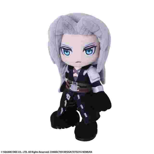 Screenshot for the game FINAL FANTASY VII ACTION DOLL SEPHIROTH [PLUSH]