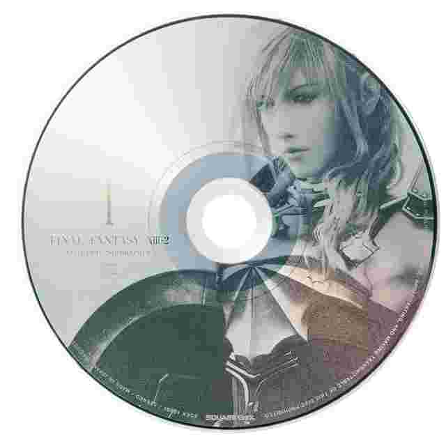 cattura di schermo del gioco MUSIQUES - FINAL FANTASY XIII-2 - LIMITED EDITION [MUSIC]