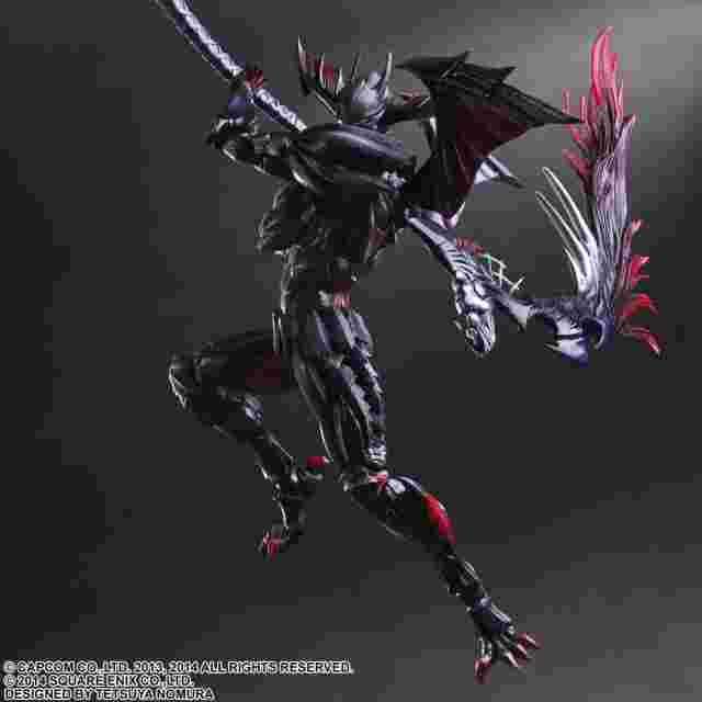 Screenshot des Spiels Monster Hunter 4 Ultimate Play Arts Kai [Diablos Armor]