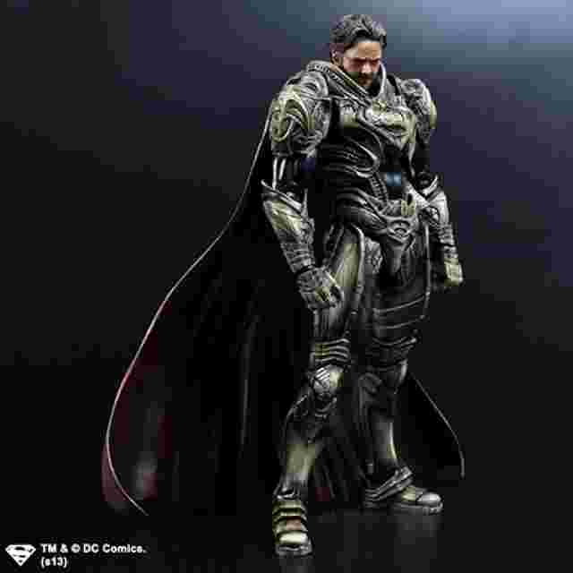 Screenshot for the game MAN OF STEEL PLAY ARTS KAI [Jor-El]