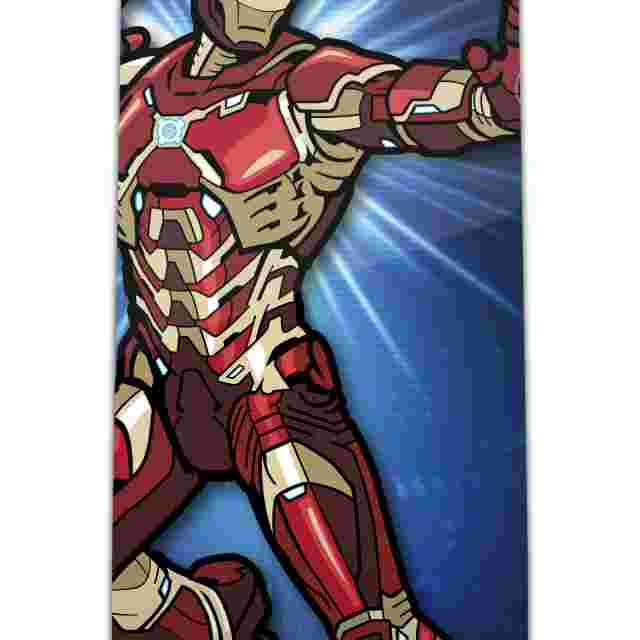 Screenshot for the game FiGPiN: Iron Man No. 426 [REWARD]