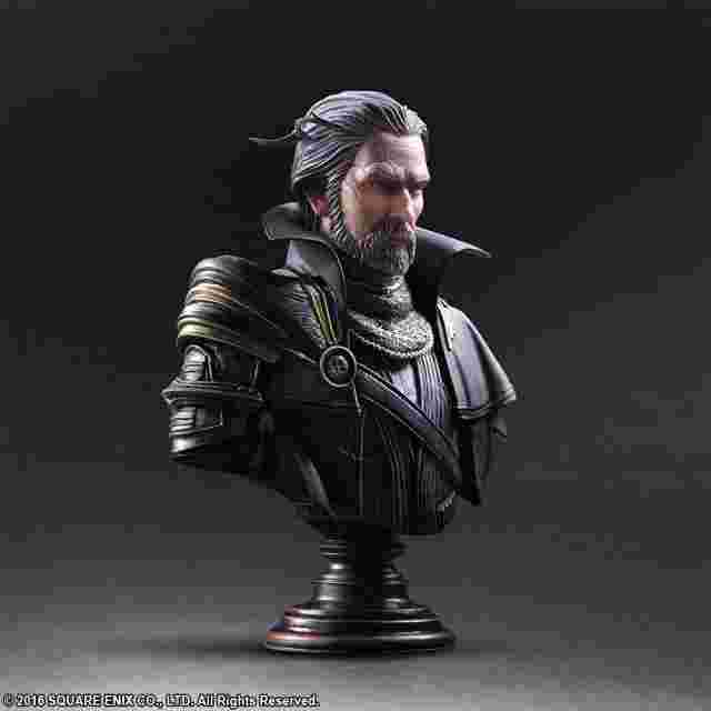 Screenshot for the game FINAL FANTASY XV: STATIC ARTS BUST - REGIS LUCIS CAELUM