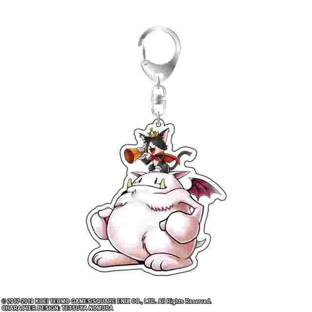 Screenshot for the game DISSIDIA FINAL FANTASY Acrylic Keychain Cait Sith