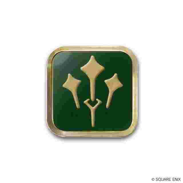 Captura de pantalla del juego FINAL FANTASY XIV JOB PIN - SAGE